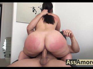 Lady cecelie kiss ass meets the ass licker - 1 part 5