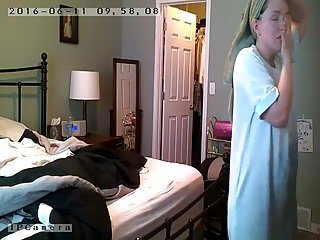Blonde nipple sex video