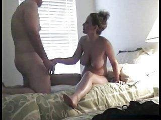 1fuckdatecom gorgeous blonde rides his cock 4