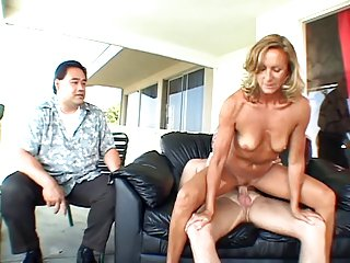 Alessandra marques gets her brazilian ass banged - 3 1