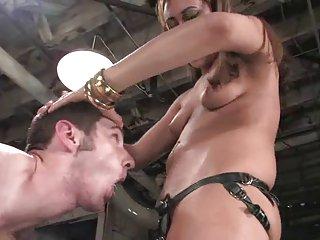 Egyptian mistress nody ayman humiliates slave - 3 5