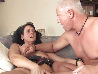 Deutsche Swinger Paare bei frivolen Sexspielen